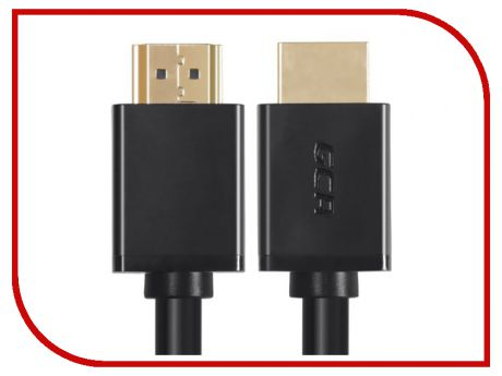 Аксессуар Greenconnect HDMI v2.0 1.0m Black GCR-HM411-1.0m