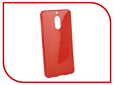 Аксессуар Чехол для Nokia 6 2018 Neypo Brilliant Red Crystals NBRL5782