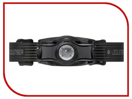 Фонарь LED Lenser MH3 Grey 501597