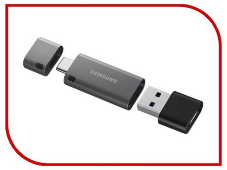 USB Flash Drive 64Gb - Samsung DUO MUF-64DB/APC