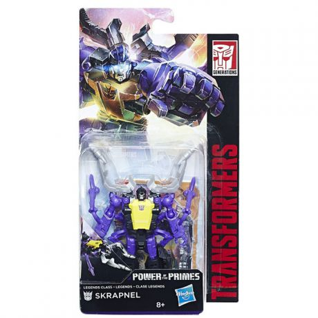 Hasbro Transformers E0602 Дженерейшнз Лэджендс Skrapnel