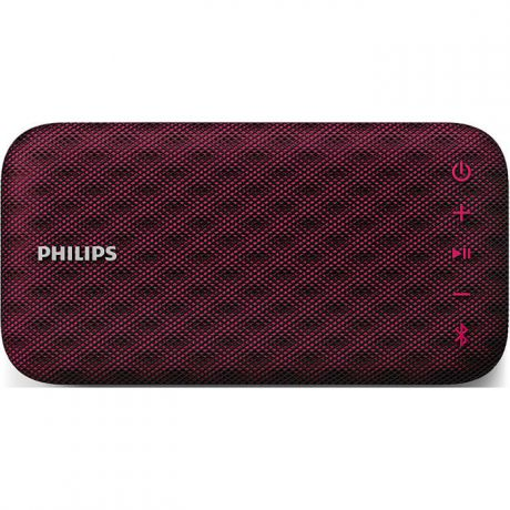 Портативная bluetooth-колонка Philips BT39000 Red