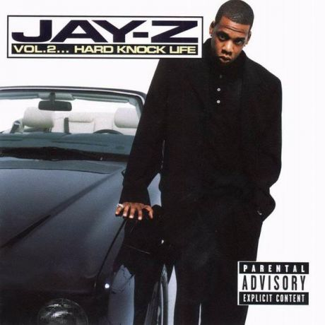 JAY-Z JAY-Z - Vol.2... Hard Knock Life (2 LP)