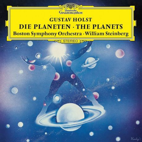 HOLST HOLSTWilliam Steinberg - : The Planets