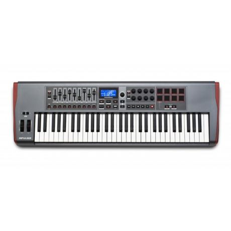 MIDI-клавиатура Novation Impulse 61