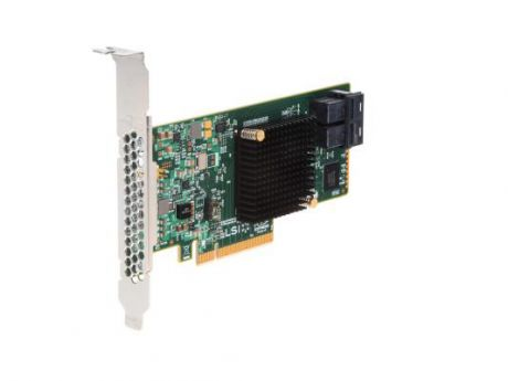 Контроллер RAID Intel RS3UC080 PCI-E x8 12Gb SAS/SATA