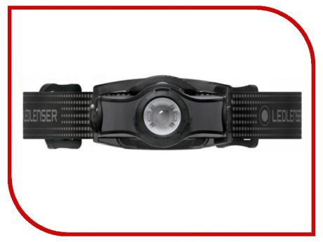 Фонарь LED Lenser MH5 Grey 501598
