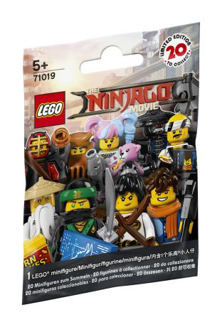 LEGO LEGO Ninjago Movie