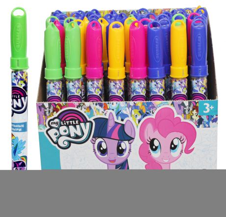 My Little Pony My Little Pony Мыльные пузыри My Little Pony 60 мл