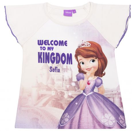 Футболки и топы SOFIA THE FIRST SOMT 27106