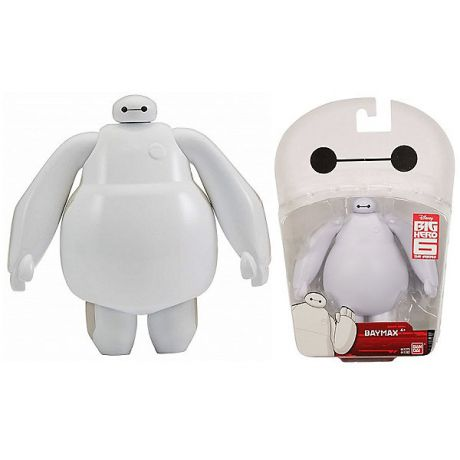 "BANDAI Фигурка Bandai ""Big Hero 6"", Бэймакс, , 12 см"