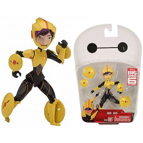"BANDAI Фигурка Bandai ""Big Hero 6"", Гого, 12 см"