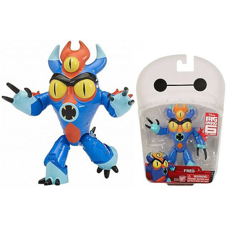 "BANDAI Фигурка Bandai ""Big Hero 6"", Фрэдзилла, 12 см"