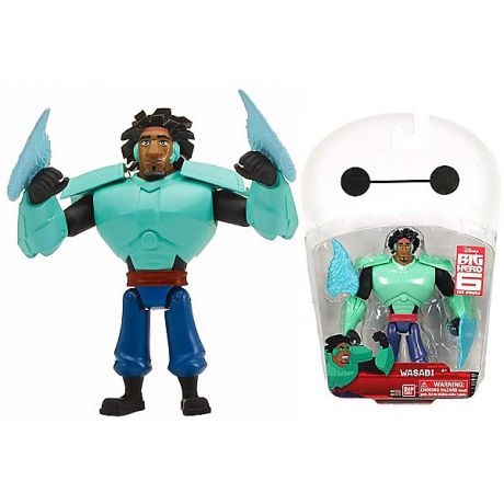 "BANDAI Фигурка Bandai ""Big Hero 6"", Васаби, 12 см"
