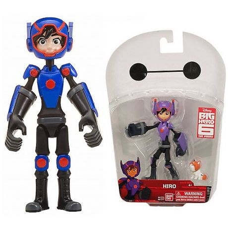 "BANDAI Фигурка Bandai ""Big Hero 6"", Хиро, 12 см"