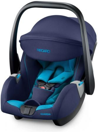 Автокресло Recaro Guardia (xenon blue)