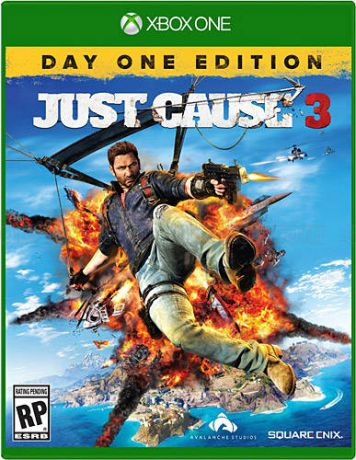 Игра для Xbox One Just Cause 3. Special Edition