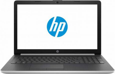 "Ноутбук HP15 15-db0077ur 15.6"" 1366x768, AMD A9-9425 3.1GHz, 4Gb, 1Tb, привода нет, WiFi, BT, Cam, Win10, серебристый"