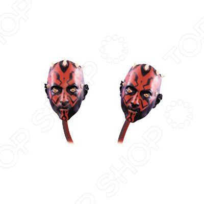 Наушники-вкладыши Jazwares Darth Maul Star Wars Earbuds