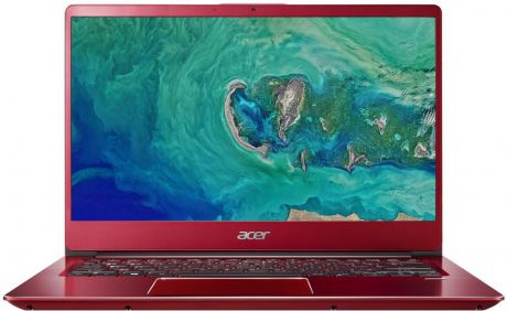 "Ноутбук Acer Swift 3 SF314-54G-85J2 (Intel Core i7 8550U 1800 Mhz/14.0""/1920х1080/8192Mb/512Gb HDD/DVD нет/NVIDIA GeForce MX150/WIFI/Linux)"