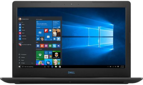 "Ноутбук Dell G3 3579 G315-7176 (Intel Core i5 8300H 2300 Mhz/15.6""/1920х1080/8192Mb/128Gb HDD/DVD нет/NVIDIA GeForce GTX 1050/WIFI/Linux)"
