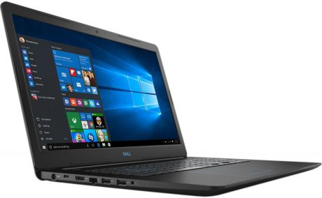 "Ноутбук Dell G3 3779 G317-7619 (Intel Core i7 8750H 2200 Mhz/17.3""/1920х1080/8192Mb/128Gb HDD/DVD нет/NVIDIA GeForce GTX 1050 Ti/WIFI/Linux)"