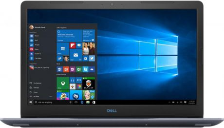 "Ноутбук Dell G3 3779 G317-7664 (Intel Core i7 8750H 2200 Mhz/17.3""/1920х1080/16384Mb/256Gb HDD/DVD нет/NVIDIA GeForce GTX 1060/WIFI/Linux)"