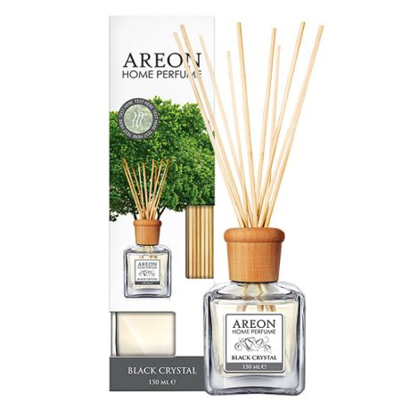 ароматизатор AREON Home Perfume Sticks Black Crystal жидк. 150мл