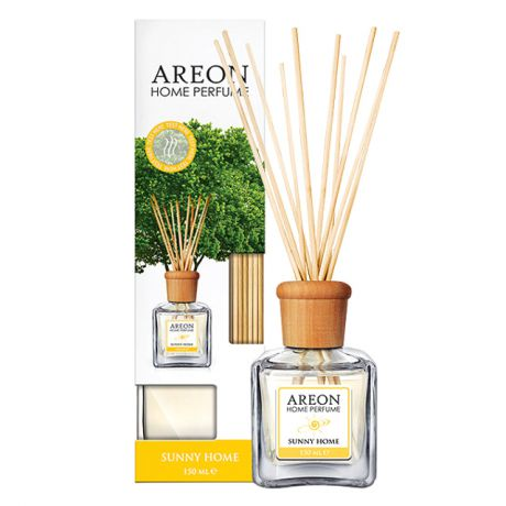 ароматизатор AREON Home Perfume Sticks Sunny Home жидк. 150мл