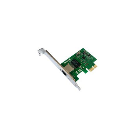 Сетевой адаптер Gigabit Ethernet D-LINK DGE-560T/10/C1A PCI Express, 10 шт.