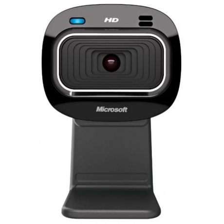 Веб-камера Microsoft LifeCam HD-3000 черный (1280x800) USB2.0 с микрофоном