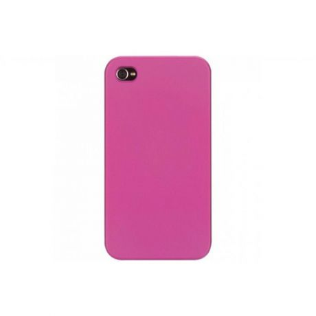 Чехол для Apple iPhone 4 Griffin Outfit Ice GB01740 Pink