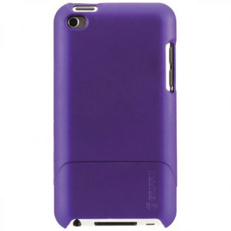 Чехол для Apple iPod Touch 4 Griffin Outfit Ice (GB02651) Purple