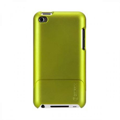 Чехол для Apple iPod Touch 4 Griffin Outfit Ice (GB02962) Acid green