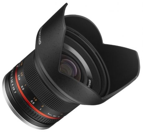 Объектив Samyang MF 12 mm F/2.0 NCS CS Sony E Black