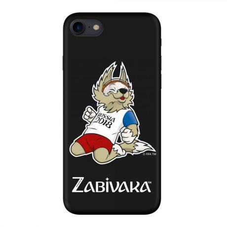 Чехол TPU для Apple iPhone 7/8, FIFA_Zabivaka_3, Deppa