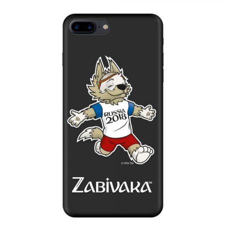 Чехол TPU для Apple iPhone 7/8 Plus, FIFA_Zabivaka_4, Deppa