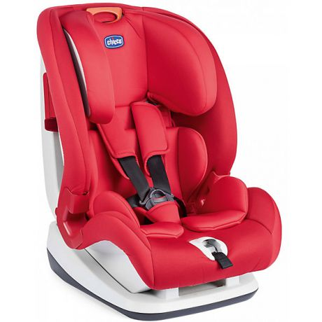 "CHICCO Автокресло Chicco ""Youniverse"" Red, группа 1/2/3"