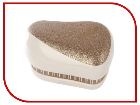 Расческа Tangle Teezer Compact Styler Gold Starlight 2146