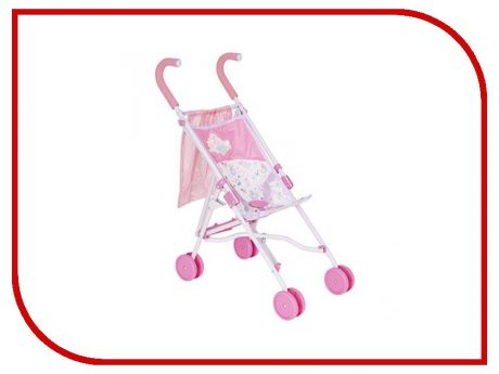 Коляска Zapf Creation Baby Born Pink 1423569