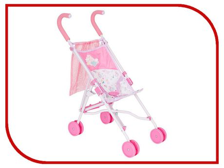 Коляска Zapf Creation Baby Born Pink 1423574