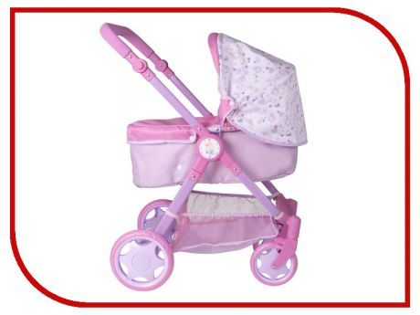 Коляска Zapf Creation Baby Born Pink-Purple 1423578
