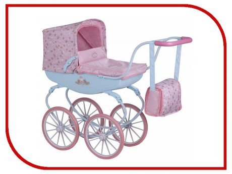 Коляска Zapf Creation Baby Annabell Pink-Light Blue 1423573