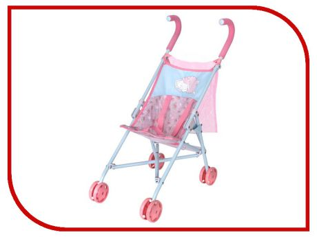 Коляска Zapf Creation Baby Annabell Pink-Light Blue 1423570