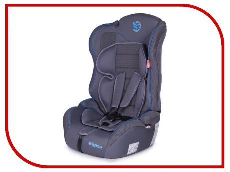 Автокресло Baby Care Upiter Plus группа 1/2/3 Grey-Blue 4610027548490