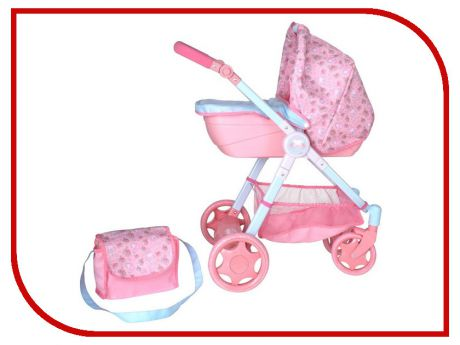 Коляска Zapf Creation Baby Annabell Pink 1423572