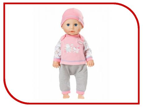 Кукла Zapf Creation Baby Born Учимся ходить, 43 см, 700-136