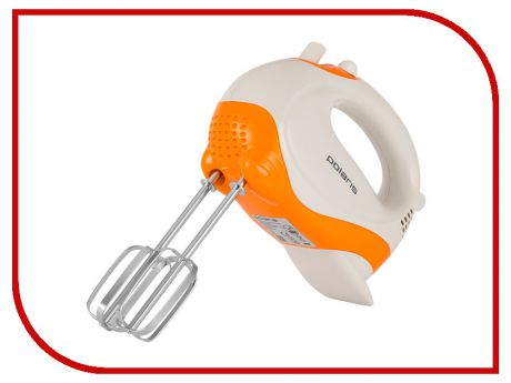 Миксер Polaris PHM 4026 White-Orange