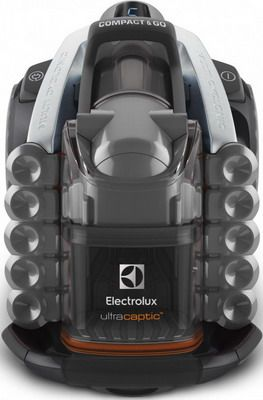 Пылесос Electrolux UltraCaptic EUC 98 TM