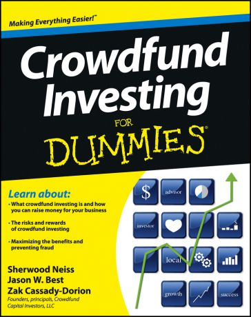 Sherwood Neiss Crowdfund Investing For Dummies